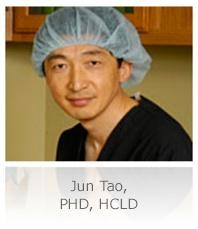 Jun Tao, PHD, HCLD