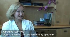When is in-vitro fertilization (IVF) recommended?