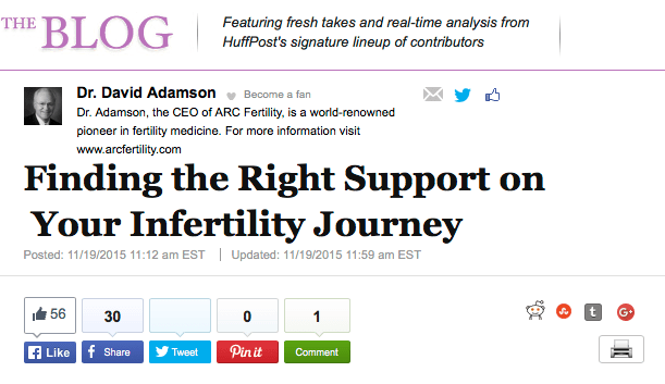 Finding the Right Support on Your Infertility Journey