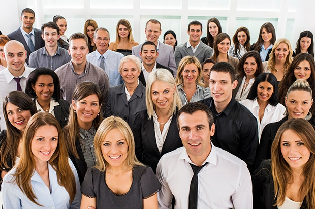 employees business employer benefits infertility coverage looking similar payroll istockphoto fertility health program smiling groups personnes standing circles leadership companies