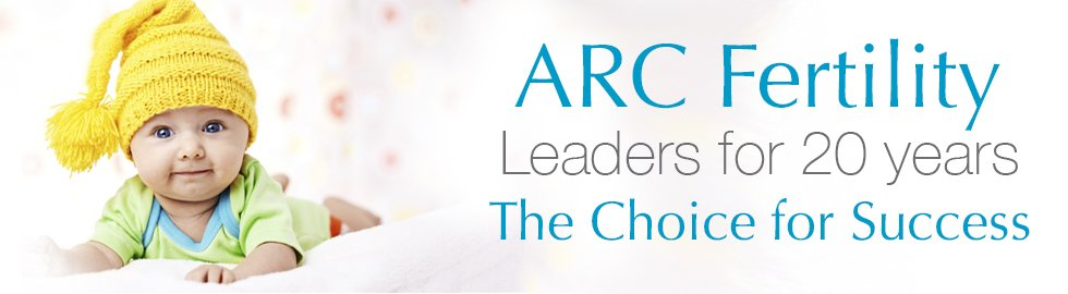 ARC Fertility Leaders for 20 years