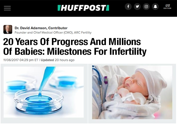 20 Years Of Progress And Millions Of Babies: Milestones For Infertility
