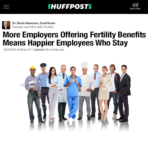 More Employers Offering Fertility Benefits Means Happier Employees Who Stay