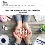 Does Your Insurance Cover Your Infertility Treatment?