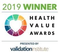 Health Value Awards Winner