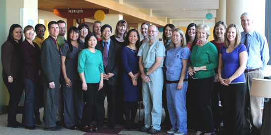 OHSU Fertility Team